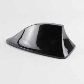 """Car Elements"" Antenna Shark Fin Aerial Black"