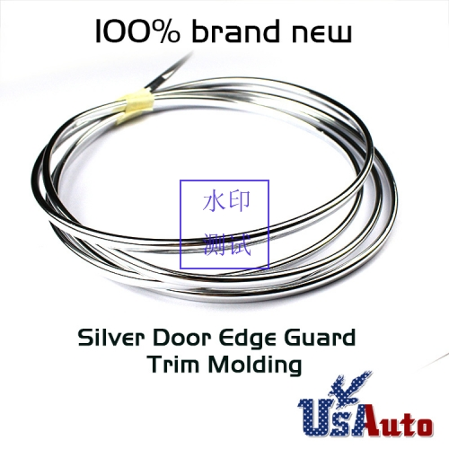 """EdgeSeal"" Door Edge Guards Trim Molding Protection Strip Scratch Protector 42ft"
