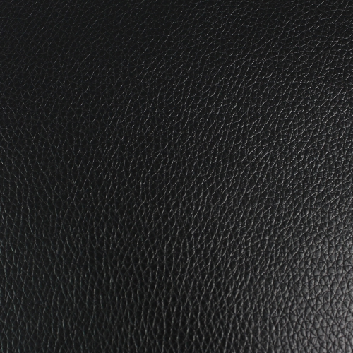108inch x 55inch 3 Yard Auto Car Marine Boat Upholstery Outdoor Decorate Premium Vinyl PVC Fabric Faux Leather BLACK Color